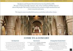 Bingham Choral Society