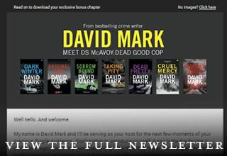 David Mark enewsletter