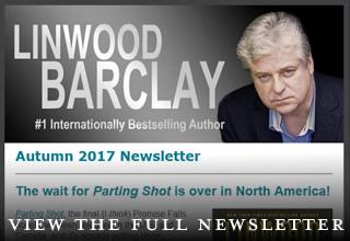 Linwood Barclay enewsletter