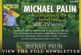 Michael Palin enewsletter